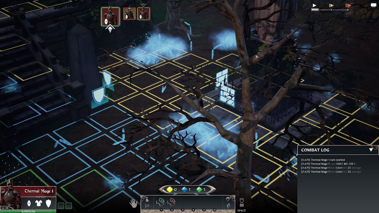 Forged of Blood - A Fantasy Turn-based Tactical RPG that