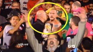 10 Times CM Punk BROKE CHARACTER In WWE