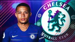 Baixar Transfer BOMBA Memphis Depay la Chelsea 64.000.000Euro || FIFA 19 Ro Chelsea #7