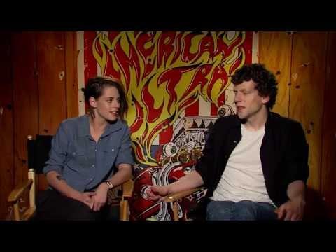 AMERICAN ULTRA Interview: Jesse Eisenberg & Kristen Stewart