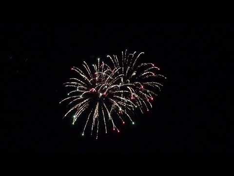 Deer Creek Speedway 2017 4th of July Fireworks