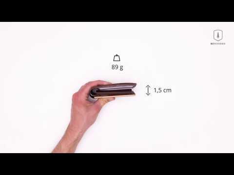 Pánské dřevěné peněženky