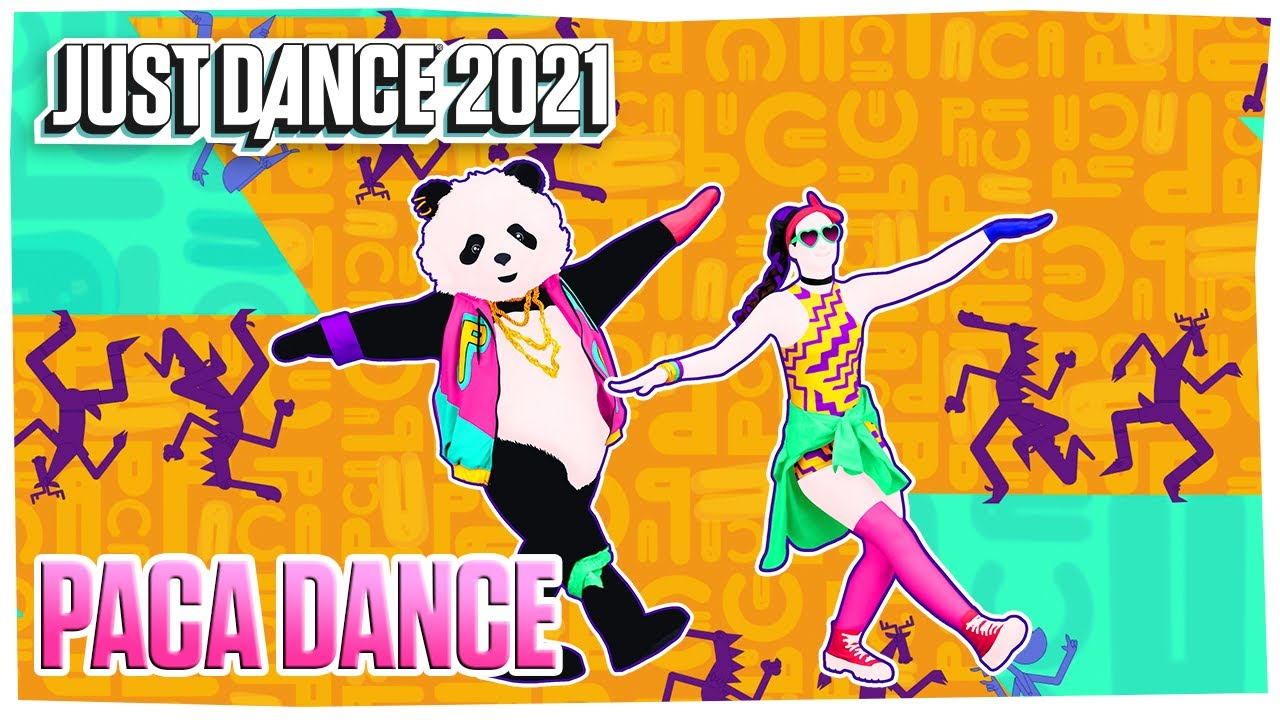Just Dance 2021: Paca Dance by The Just Dance Band | Official Track Gameplay [US]