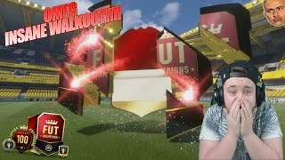 OMFG WE PACKED A INCREDIBLE MONTHLY FUT CHAMPIONS CARD WORTH 1.5 MILLION COINS! FIFA17 ULTIMATE TEAM