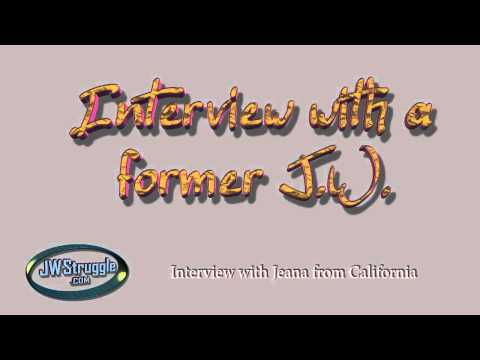 """Interview- """"My mother had an affair with an elder!"""""""