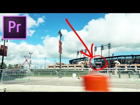 How to Freeze Frame in Adobe Premiere Pro CC (Frame Hold