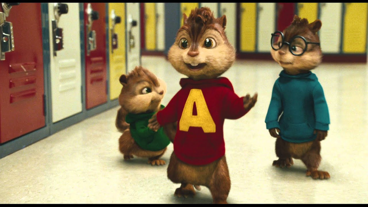 Alvin and chipmunks squeakquel