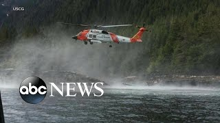 Death toll in Alaska plane crash grows to 6