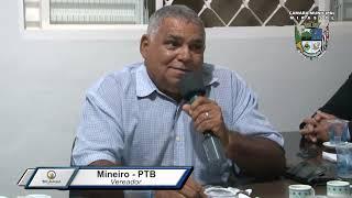 2ª Sessão Ordinária - Mineiro