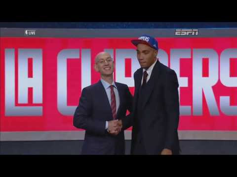 Brice Johnson NBA DRAFT 2016 Full highlights
