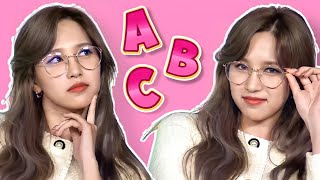 Download learn the alphabet with TWICE!