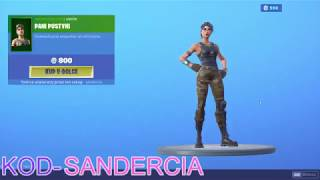 SHOP FORTNITE 24.08.2019 NEW SKIN IS...