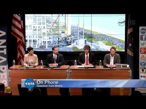 [Orb-2] Orbital Sciences Cygnus-2 Science and Technology Cargo News Conference