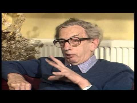 Michael Crick reports on Eric Hobsbawm in 1985