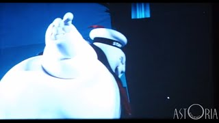 GHOSTBUSTERS - 35mm SFX ARCHIVES - STAYPUFT SEQUENCE