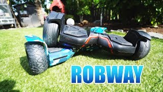 SIND ROBWAY HOVERBOARDS IHR GELD WERT? | Robway X1 und X2 Unboxing - Review [Deutsch/German]