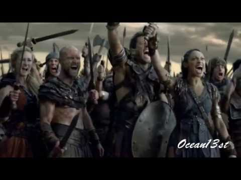 Crixus last stand against the romans [Earth Shaker]