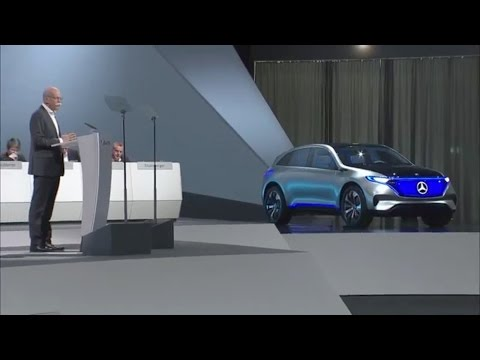 Daimler Annual General Meeting | Daimler Hauptversammlung (English)