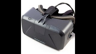 Oculus Rift DK2 настройка