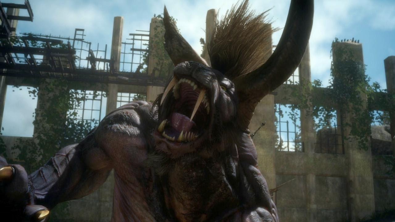 Final Fantasy XV: Hunting A Deadeye - YouTube
