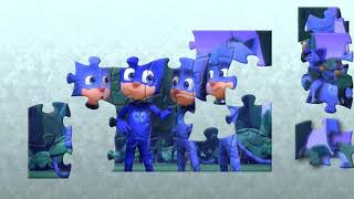 PJ Masks Catboy SQUARED Fun Puzzle Game For Kids