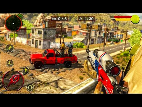 IGI Sniper 2019: US Army Commando Mission - Android GamePlay HD - Sniper Shooting Games Android #11