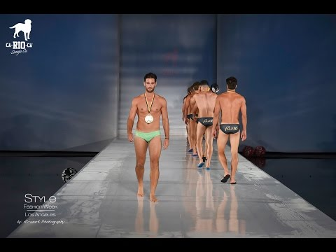 CA-RIO-CA SUNGA CO. Style Fashion Week Summer/Verao 2016-17 | Runway Show