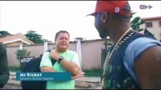 Davido Meets Up With High School Teacher That Taught Him Everything ; TunezMediaTV