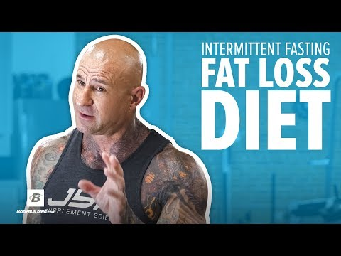 intermittent-fasting-carb-cycling-diet-for-fat-loss- -jim-stoppani,-phd
