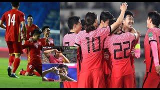 🛑Kết quả Hàn Quốc vs Lebanon tại VL World Cup: ĐT Việt Nam nhận tin cực vui có đến 99% vào vòng cuối