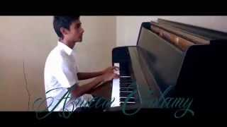 Chennai Express Theme Music | Piano Cover by Azweem Golamy