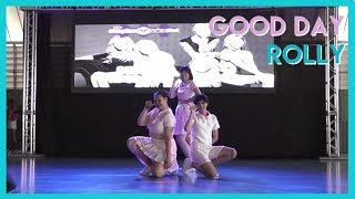 [DOUBLE B] Good Day 굿데이 - 'Rolly' Dance Cover (Circuito K-pop)
