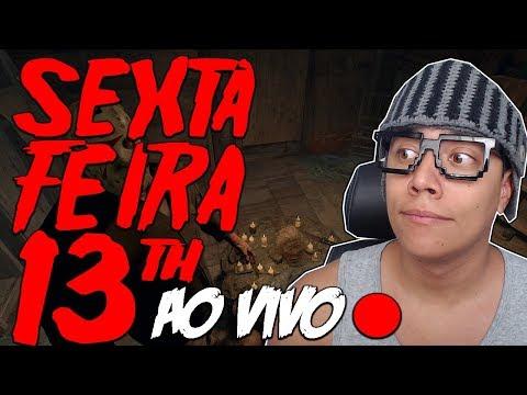 O JASON RETORNA - Sexta Feira 13 ( Ao Vivo )
