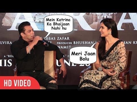 Salman Khan Openly Express his LOVE for Katrina Kaif | Don't Call me Bhaijaan, Call Me Meri Jaan Mp3
