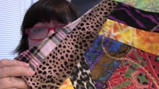 [CLOSED] GIVEAWAY #3 - Win this Crazy Quilt Tote Bag made by Darlene