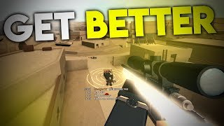 WIE SNIPE BETTER in PHANTOM FORCES... (roblox)