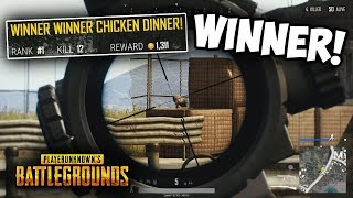 Playing Like an IDIOT in PUBG Xbox... but I Still WON! (Full Game)