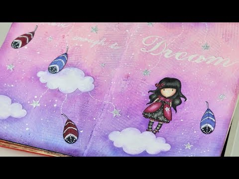 dreamer-art-journal-page-and-colored-pencil-blending-tutorial