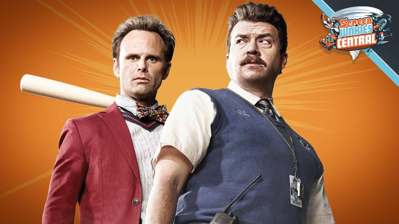 Download Danny McBride & Jody Hill -  Cast of HBO Comedy Vice Principals LIVE @ SD Comic-Con 2016