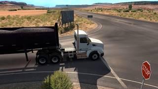 Щербатый штат Нью-Мексико - ч2 American Truck Simulator