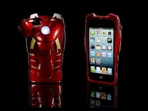 timeless design adbe4 5a690 Iron Man iphone 5 Case Unboxing+Review+ Giveaway - YouTube