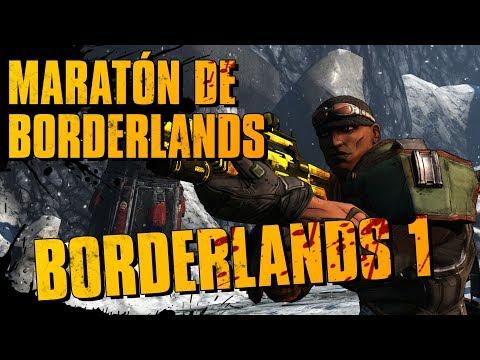 Maratón de Borderlands