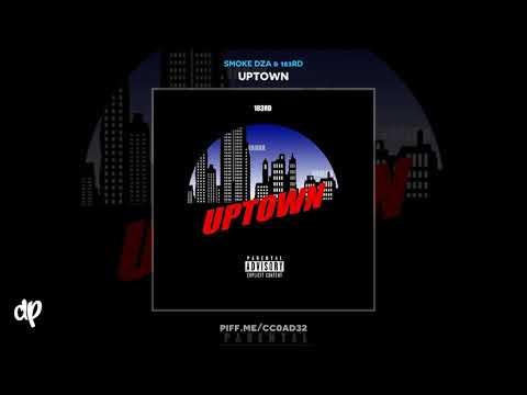 Smoke DZA & 183rd -  Uptown (Instrumental) [Uptown]
