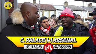 Crystal Palace 1-1 Arsenal | I Forgive Xhaka! We Have To Support Him! (Belgium)