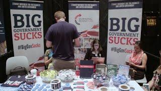 Libertarians meet, talk Trump at 'Freedom Fest'