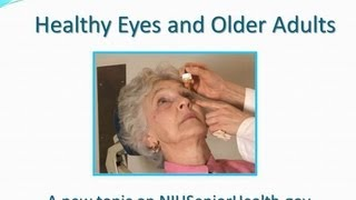 Healthy Eyes Topic on NIHSeniorHealth