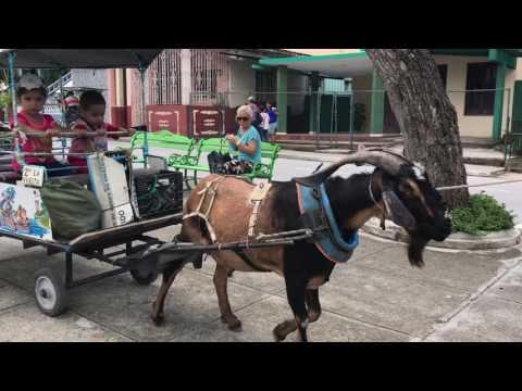 Earning a Few Pesos in Sancti Spiritus Cuba