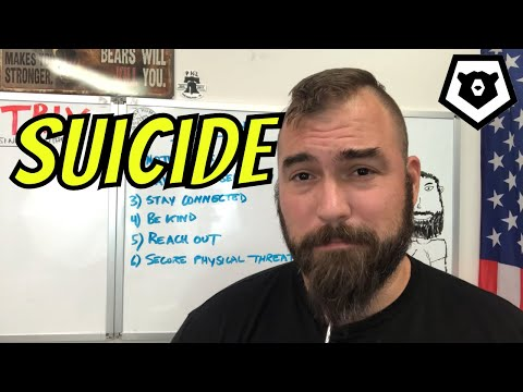 Suicide And Covid - What Do You Do?