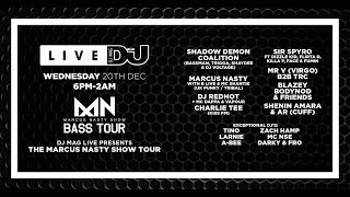 DJ Mag Live Presents The Marcus Nasty Show