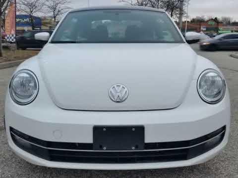 2013 Volkswagen Beetle COMFORTLINE (Waterloo, Ontario)